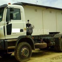 Iveco Caminhão Carroçaria Flatbed Usado - Motor Angola