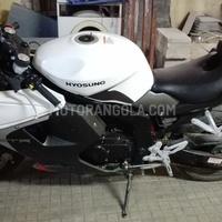 Hyosung Gt 250i Motocross Novo - Motor Angola