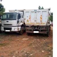 Ford Caminhão Basculante Usado - Motor Angola