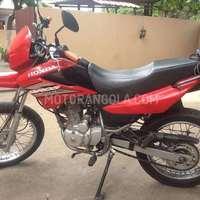 Honda Nx 125 Sport Touring Usado - Motor Angola