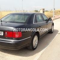 Audi A8 Usado - Motor Angola