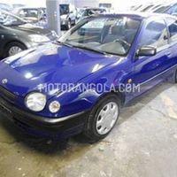 Toyota Corolla Usado - Motor Angola